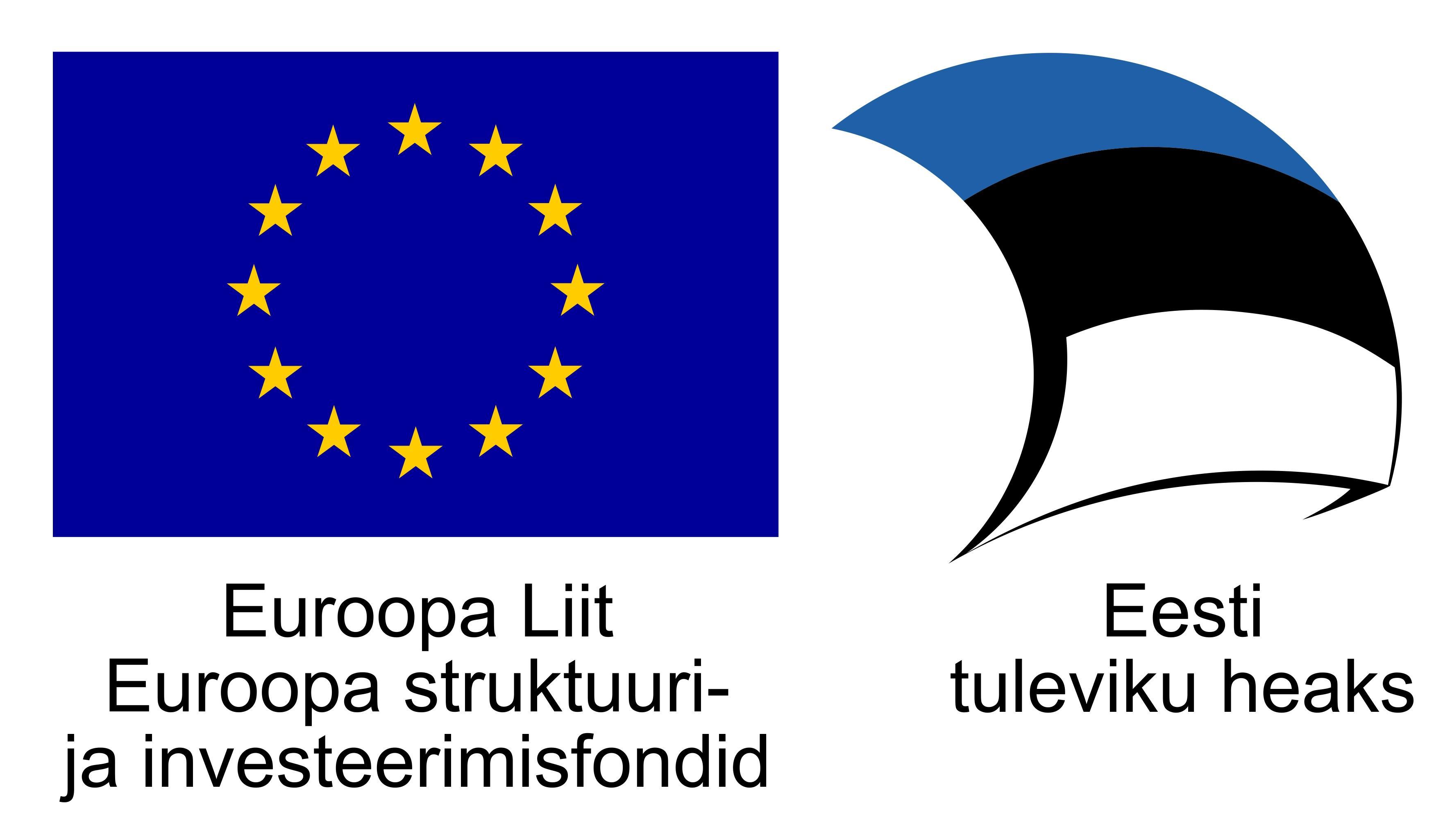 Euroopa Liidu Struktuuritoetuse logo