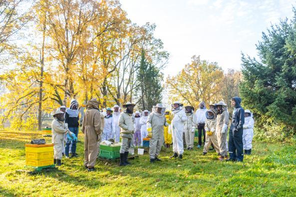 Õppetööd alustas 26 mesinikku.