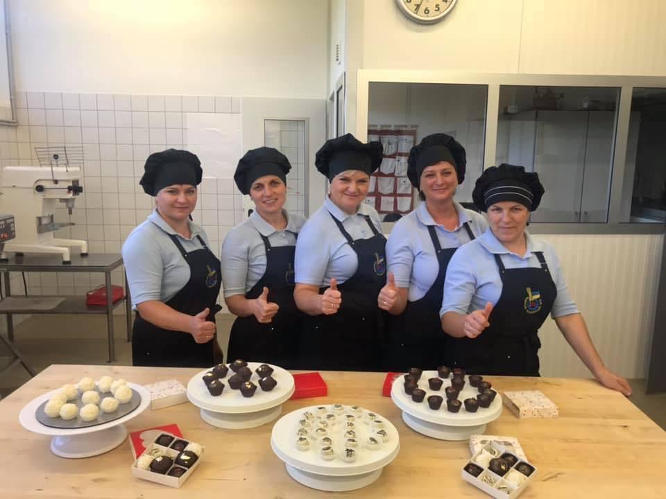 Kõrgema Põllumajanduskooli töötajad Eestis stažeerimas